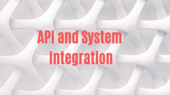 API-and-System-Integration