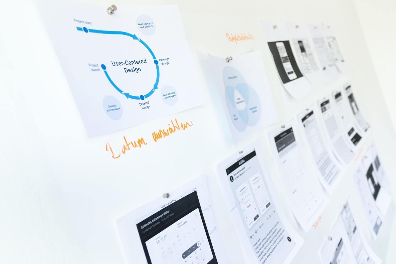 Mobile-app-protototyping