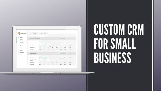 spread sheets to CRM development