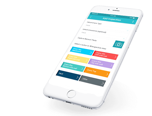 iOS Inspection app development