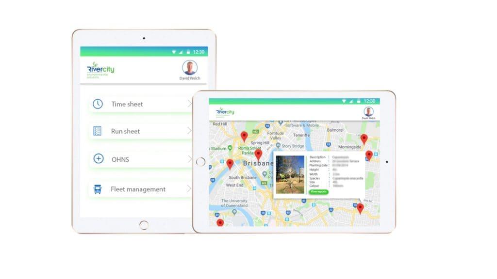 iOS enterprise app development